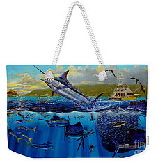 Los Suenos Weekender Tote Bag by Carey Chen