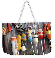Weekender Tote Bag featuring the photograph Lost And Found by Gordon Elwell