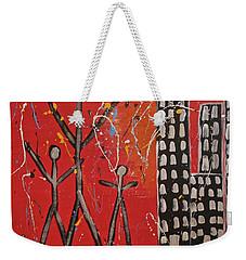 Lost Cities 13-001 Weekender Tote Bag