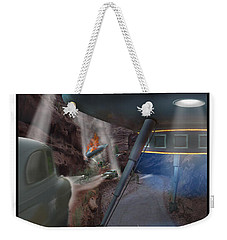 Lost Film Number 5 Se Weekender Tote Bag