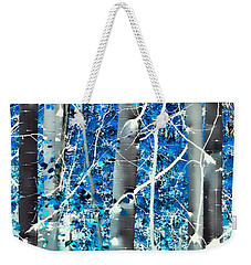 Lost In A Dream Weekender Tote Bag by Don Schwartz