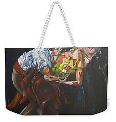 Lost In Dance Weekender Tote Bag