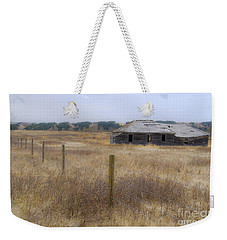 Lost In The Past Weekender Tote Bag by Dee Cresswell