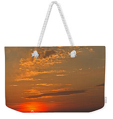 Lost In Wispy Cloudy Weekender Tote Bag