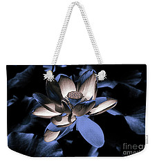 Lotus By Night Weekender Tote Bag
