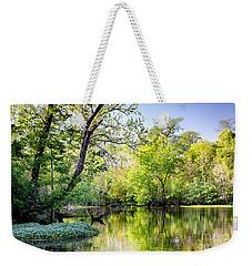 Louisiana Bayou Weekender Tote Bag