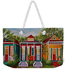 Louisiana Loves Shotguns Weekender Tote Bag