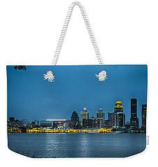 Louisville Ky 2012 Weekender Tote Bag
