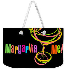 Lounge Series - Margarita Me Weekender Tote Bag
