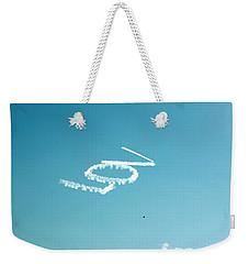 Lov In The Air  Weekender Tote Bag by Lorna Maza