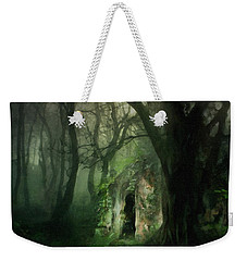 Love Affair With A Forest Weekender Tote Bag