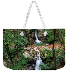 Love At The Blue Hole Weekender Tote Bag