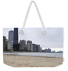 Love Chicago Weekender Tote Bag
