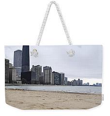 Love Chicago Weekender Tote Bag