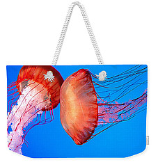 Love Dance Weekender Tote Bag