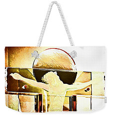 Greater Love  Weekender Tote Bag