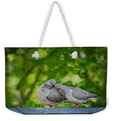 Love Doves  Weekender Tote Bag