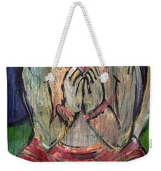 Love For Hanuman Weekender Tote Bag