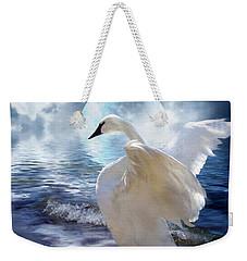 Love Swept Weekender Tote Bag