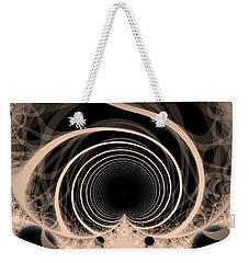 Love Tunnel Weekender Tote Bag by Elizabeth McTaggart