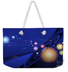 Love  Universe Weekender Tote Bag