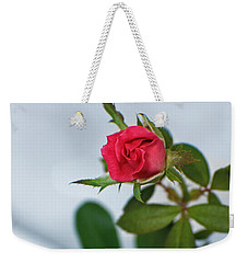 Love Whispers Softly Weekender Tote Bag