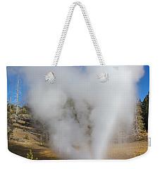 Love Yellowstone Two Weekender Tote Bag