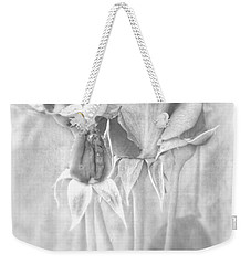 Loveliness Weekender Tote Bag by Peggy Hughes