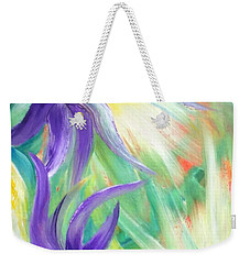 Lovely Weekender Tote Bag by Teresa Wegrzyn