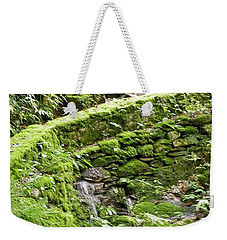 Lovely Waterfall Weekender Tote Bag