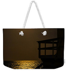Lovers Moon Weekender Tote Bag