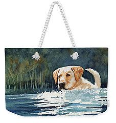 Loves The Water Weekender Tote Bag