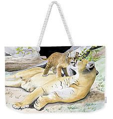 Loving Moment Weekender Tote Bag
