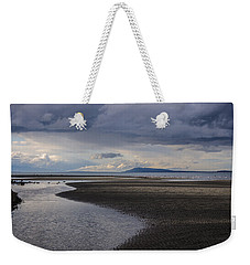 Tidal Design Weekender Tote Bag by Roxy Hurtubise