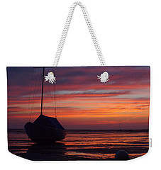 Sunrise At Low Tide Weekender Tote Bag