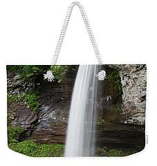 Lower Fall At Hills Creek Weekender Tote Bag