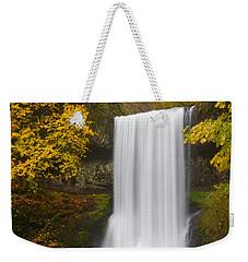 Lower South Falls Weekender Tote Bag