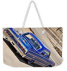 Lowrider_19d Weekender Tote Bag