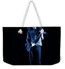 Ls Spo #25 In Blue Weekender Tote Bag