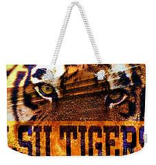 Lsu - Death Valley Weekender Tote Bag