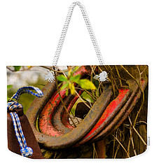 Lucky Horseshoes Weekender Tote Bag