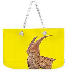 Lucky Rampant Weekender Tote Bag