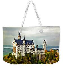 Neuschwanstein Castle In Bavaria Germany Weekender Tote Bag