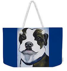 Lugnut Portrait Weekender Tote Bag