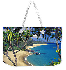 Lumahai Beach Weekender Tote Bag