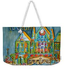 Lumenocity  Weekender Tote Bag