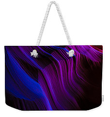 Luminary Peace Weekender Tote Bag by Chad Dutson