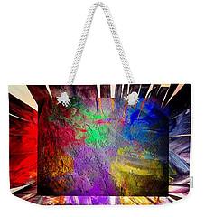 Luminosity  Weekender Tote Bag