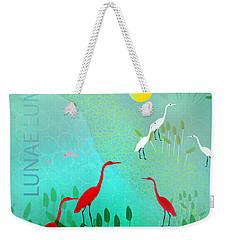 Lunae Lumen - Limited Edition Of 15 Weekender Tote Bag