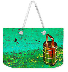 Lunch Box Weekender Tote Bag